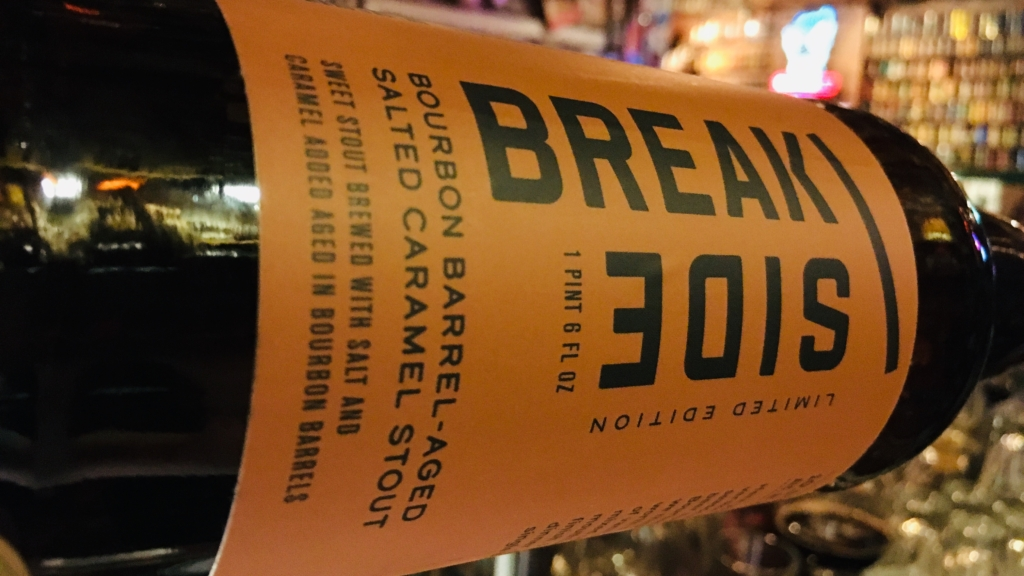Breakside Salted Caramel Stout - Bourbon Barrel-Aged